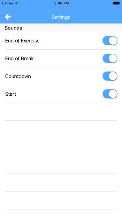 BreakOut - Training/Interval Timer screenshot-4