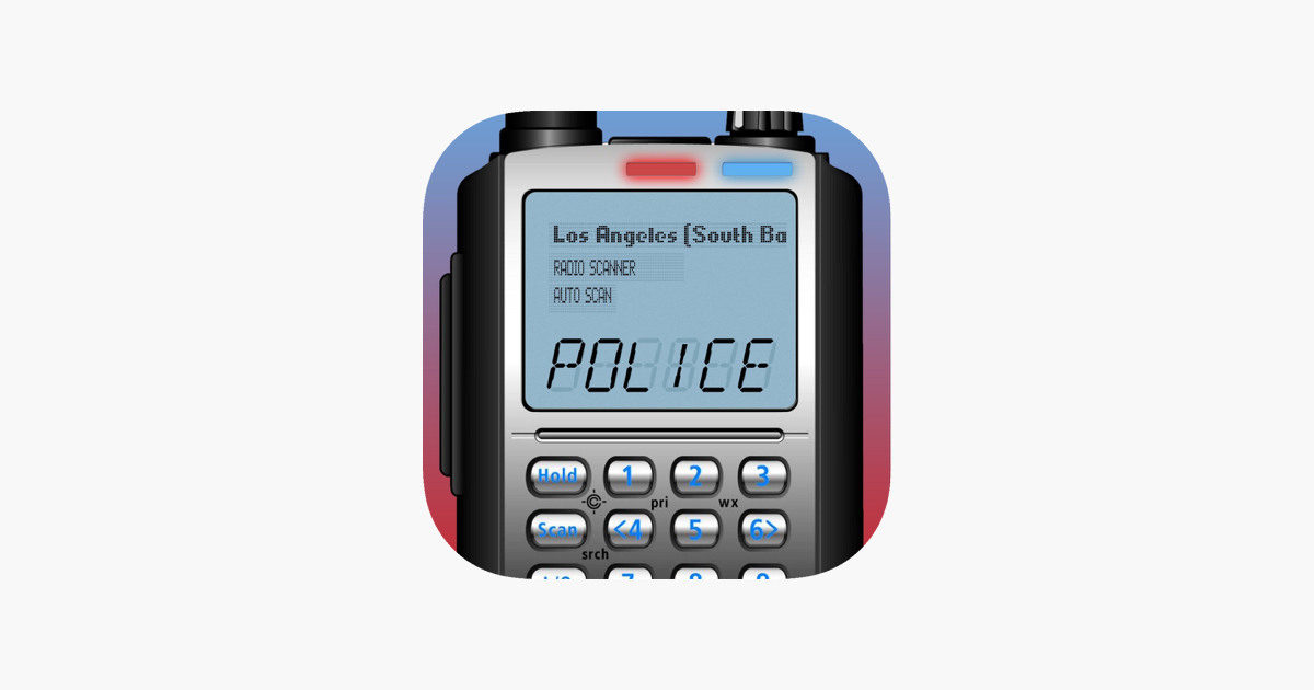 Police Radio Scanner + on the App Store