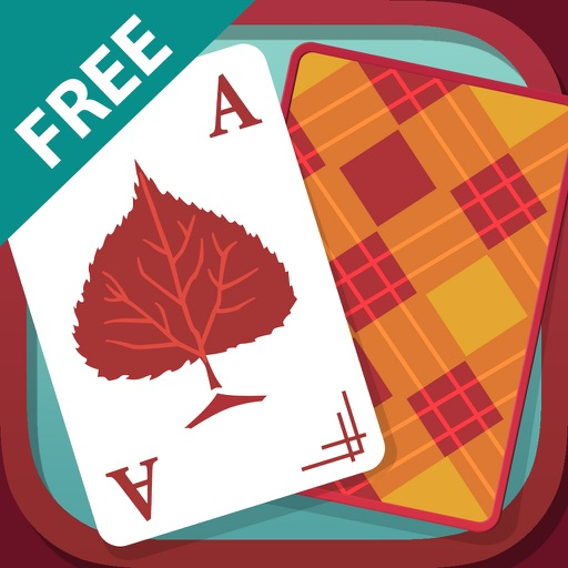 Solitaire Match 2 Cards Free. Thanksgiving Day Card Game