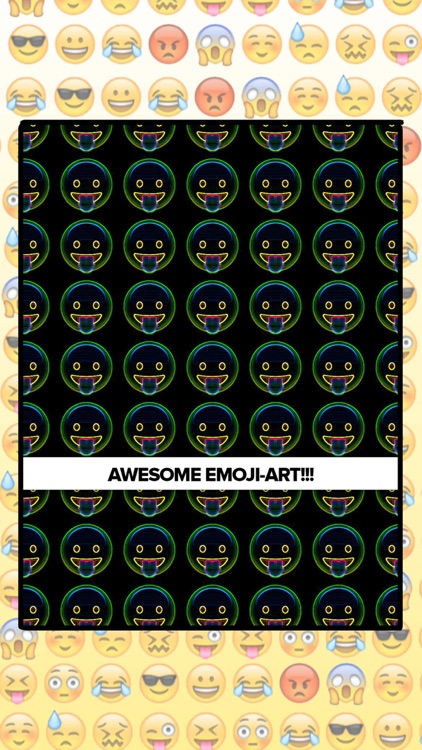 Fun Emoji Wallpapers & Screens screenshot-3