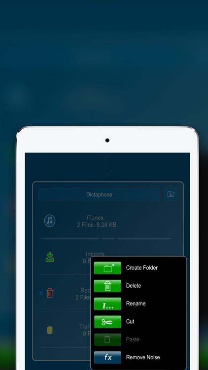 Dictaphone screenshot-3