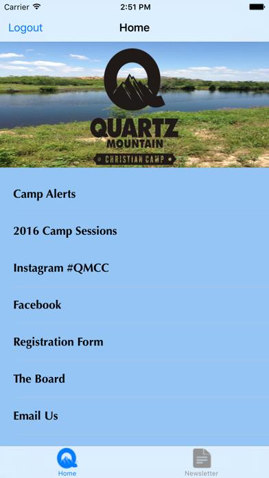 Quartz Mountain Christian Camp
