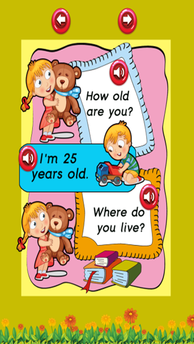 Learn English Useful : Education game for Kids screenshot two