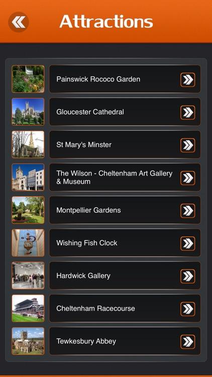 Cheltenham Tourist Guide