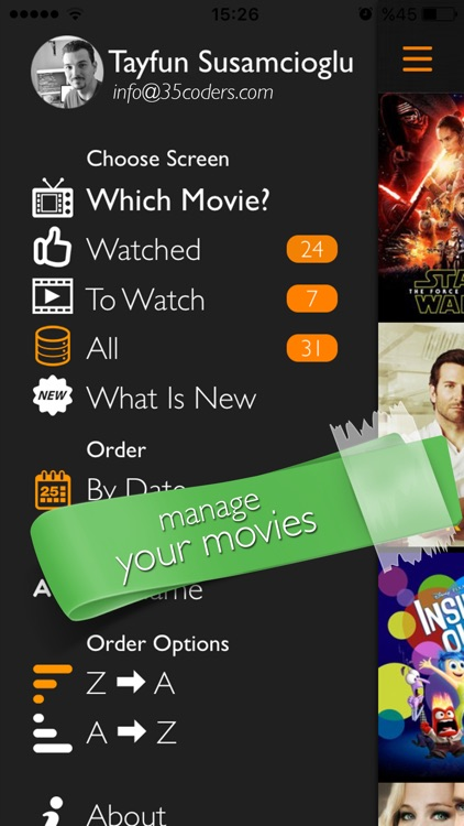 Filmbox+ screenshot-3