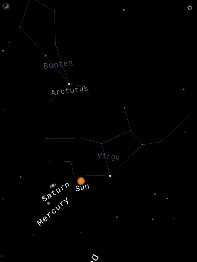 Stars & Constellations Screenshot