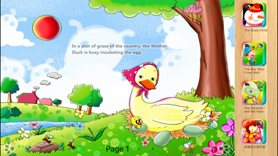 Screenshot #3 pour Ugly Duckling - iBigToy