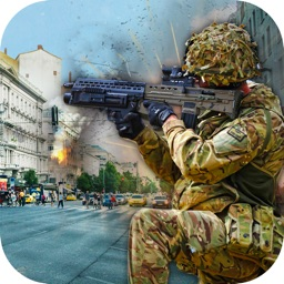 City Defence Shooter Hero - Hold your gun to shoot every possible royale terrorists.
