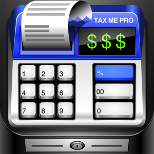 Sales Tax Calculator with Reverse Tax Calculation - Tax Me Pro - Checkout, Invoice and Purchase Log app