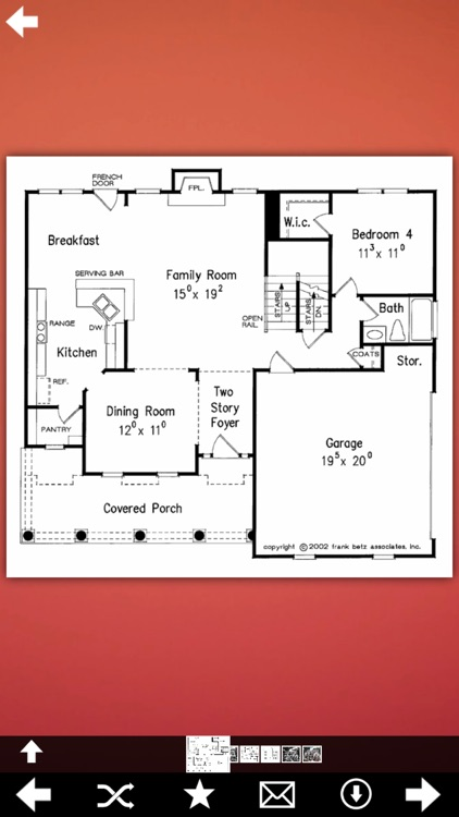 House Plans - Cottage Details screenshot-4
