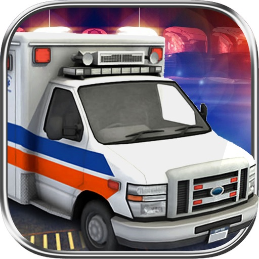 Ambulance Simulator : Rescue Mission 3D iOS App