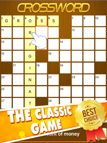 Crossword Puzzle Club Free Daily Cross Word Puzzles Star App