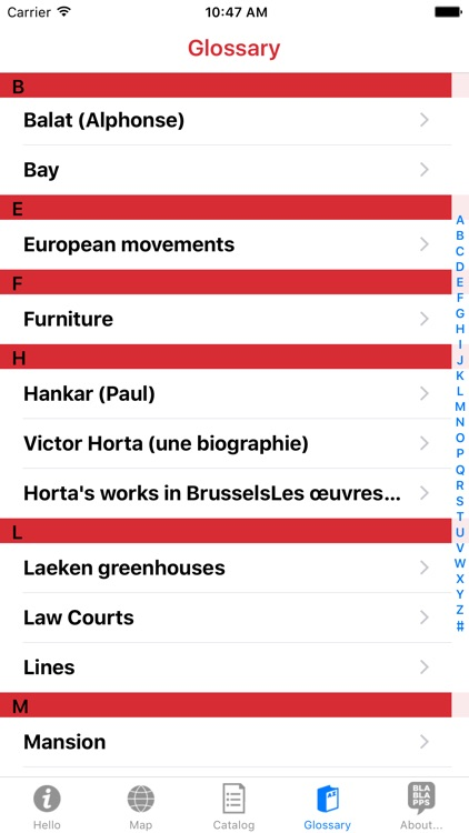 Horta Bruxelles screenshot-3