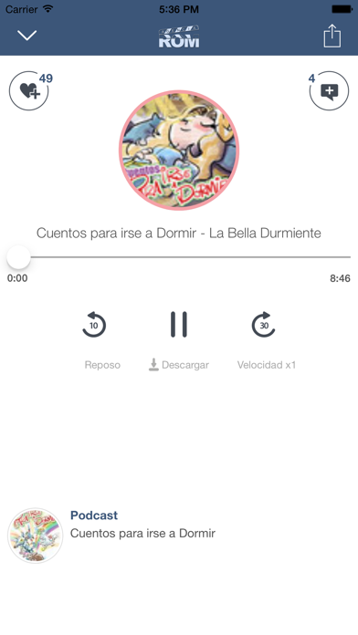 Agencia ROM Screenshot