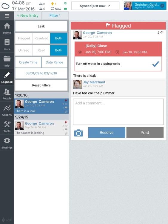 Jolt: Employee Management screenshot-3