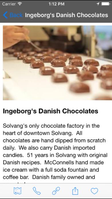 Experience Solvang Screenshot