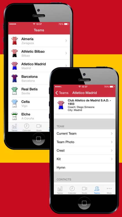 Liga de Fútbol Profesional 2016-2017 screenshot-4