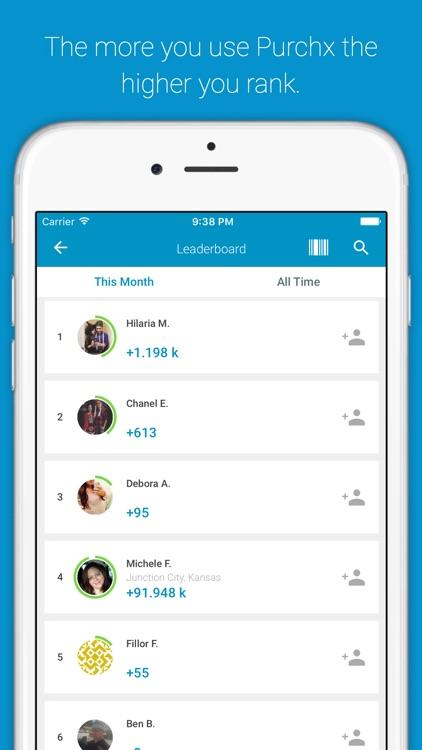 Purchx Reviews Product Barcode Scanner screenshot-4
