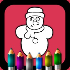 Activities of Christmas. Coloring books for kids