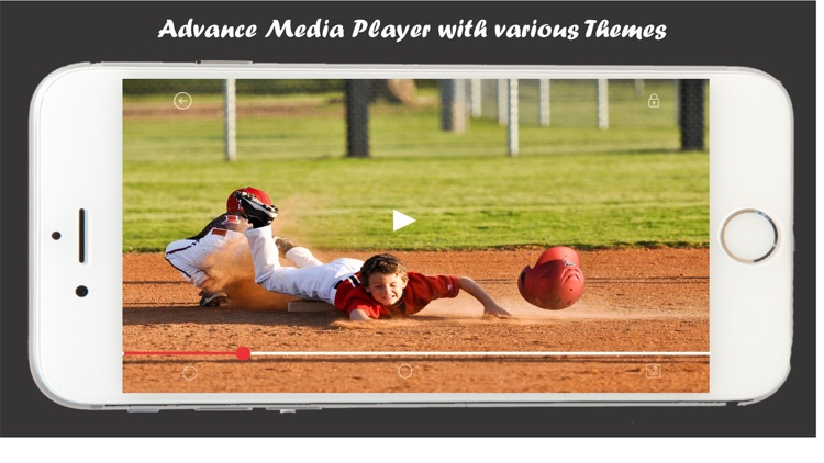 X Player pro with youtube streaming