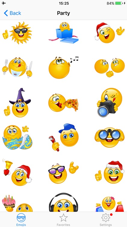 Adult Emojis Emoticon Icons - Smiley Faces Emoji Keyboard Funny Sticker.s for Snapchat Texting & Chatting screenshot-3