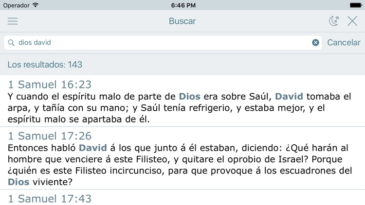 Antiguo Testamento. La Santa Biblia (Reina Valera) screenshot-3