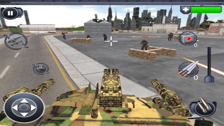 Gunners Battle City screenshot-3