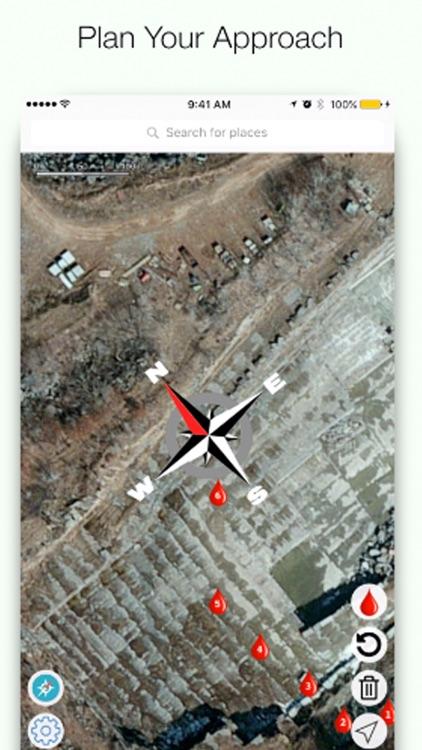 Fox Hunting Blood Tracker - Fox Hunting App screenshot-3