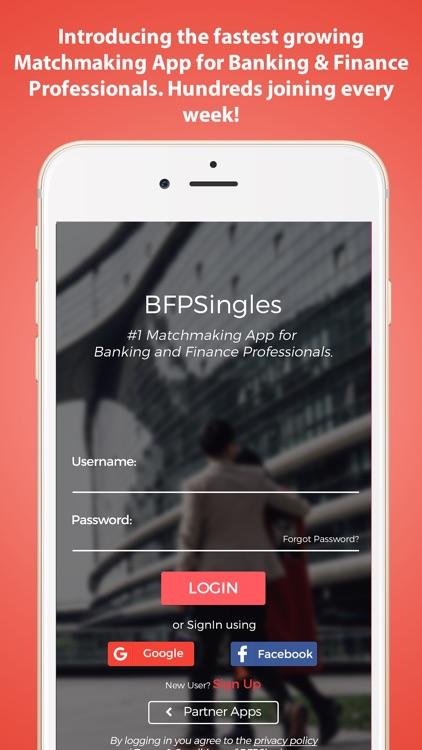 BFPSingles - Banking & Finance professionals Match
