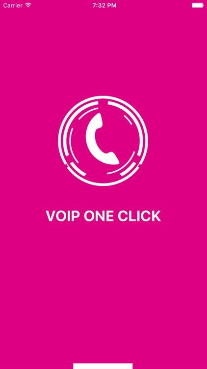 Voip One Click screenshot-3