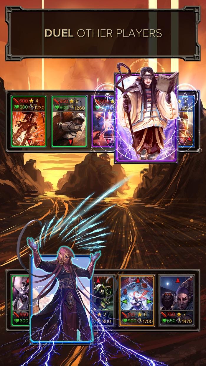 Evoker – A Magic Trading Card Game (TCG) Screenshot