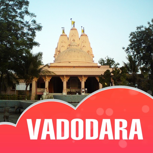 Vadodara Offline Travel Guide icon