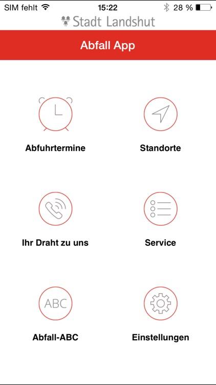 Abfall App Landshut
