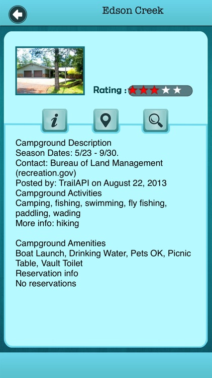 Oregon - Campgrounds & National Parks screenshot-3
