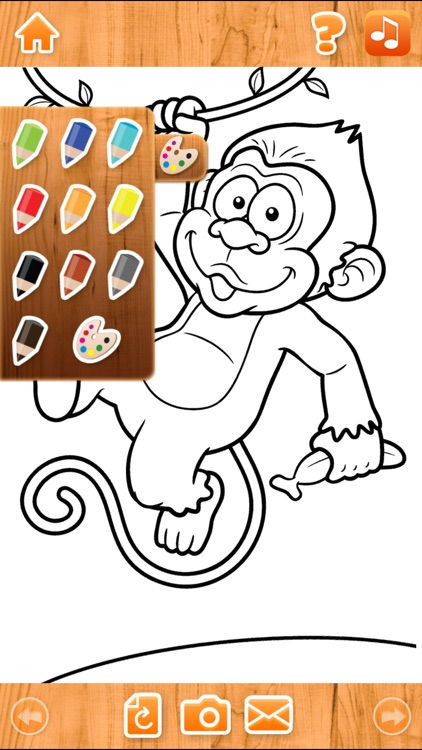 Coloring Pages for Kids ! screenshot-3