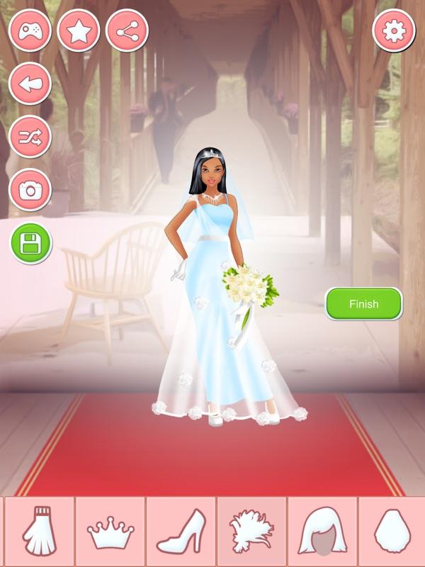 Bride Dress Up Game Wedding Makeover Salon Online Game Hack And