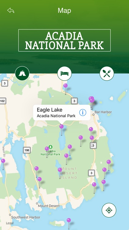 Acadia National Park Travel Guide screenshot-3