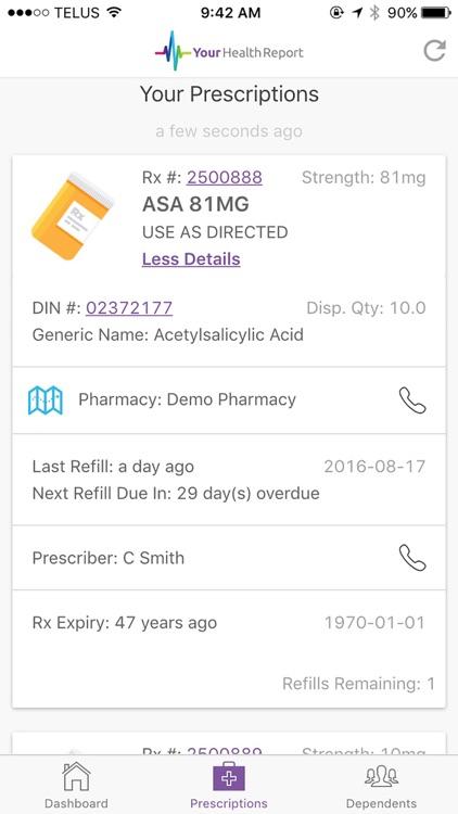 Your Health Report screenshot-3