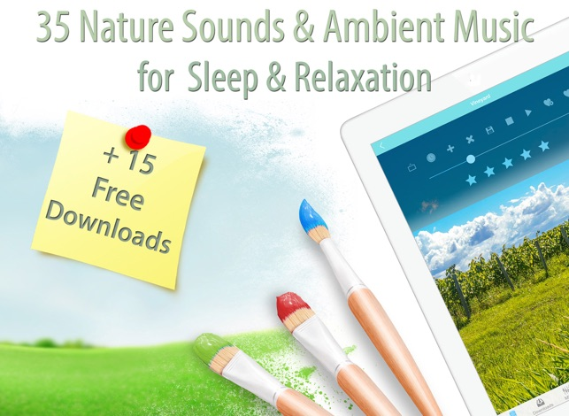 Free Nature Music to Relax, Meditate & Sleep on the App Store