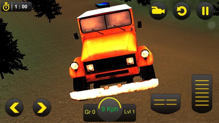 Monster Truck 3D NEW Off Road screenshot-4