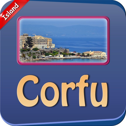 Corfu Island Offline Guide