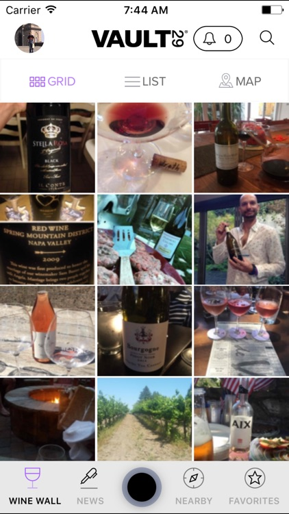 VAULT29 - Wine Discovery, Sharing, Places to Drink
