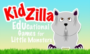 KidZilla - Counting, Comparing, Matching and Rhyming Fun for Kids!