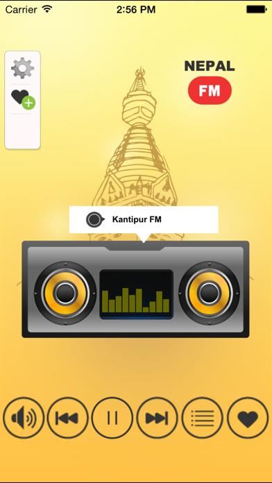 Nepal FM Radio - Listen Live Hit Music Online by Regmeez (iOS