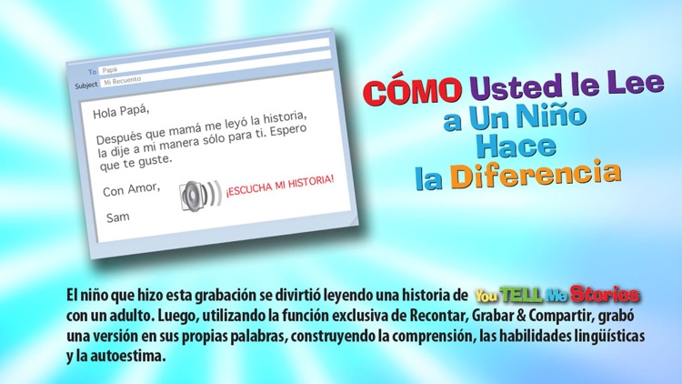 Chicken Little con WordWinks y Recontar, Grabar, y Compartir screenshot-4