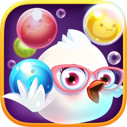 Spinner Bubble X - Pop Shooter