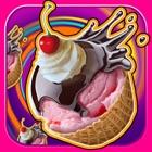 Ice Cream Scoop Dessert Drop Adventure Pro icon