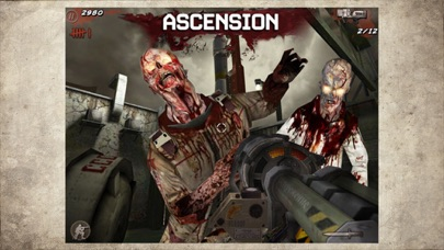 Screenshot for Call of Duty: Black Ops Zombies in Ecuador App Store