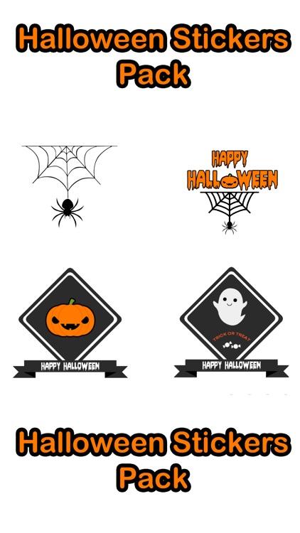 Halloween Spirit Stickers