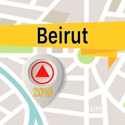 Beirut Offline Map Navigator and Guide
